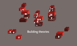 Copy of Building theories