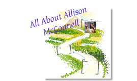 All About Allison Prezi