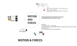 7--MOTION & FORCES