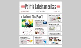 """Ist Brasilien ein """"Global Player""""?"""
