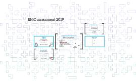 EMC assessment 2019