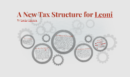 A New Tax Structure for Leoni