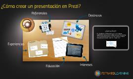 ¿Cómo crear un presentación en Prezi?