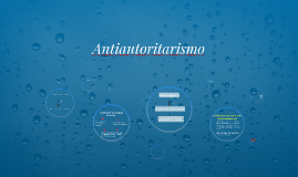 Antiautoritarismo