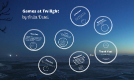 Copy of Games at Twilight by Anita Desai
