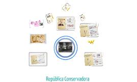República conservadora