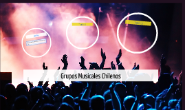 Grupos Musicales Chilenos
