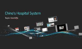 China's Hospital System