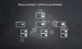 REGULACIONES TURÍSTICA DE PANAMÁ
