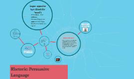 Rhetoric: Persuasive Language