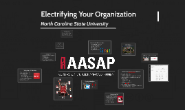 Electrifying Your Organization