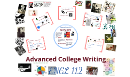 Introduction to Advanced College Writing
