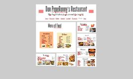 Don PepeRonny Restaurant