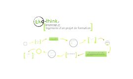 projet de formation eko think
