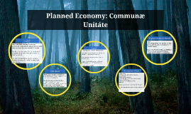 Planned Economy: Commonality Union