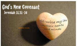Old and New Covenantas
