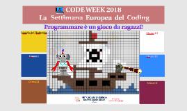CodeWeek 2018