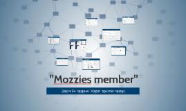 Mozzies member