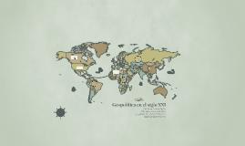 Copy of Geopolítica en el siglo XXI