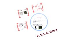 Fototransistor EI