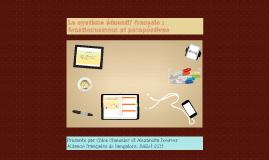 Systeme educatif francais _ Chloé CHAUMIER