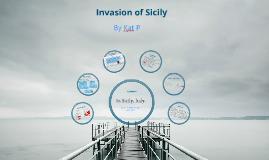 Copy of Invasion of Sicily