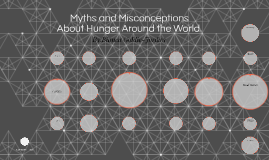 Myths and Misconceptions About Hunger