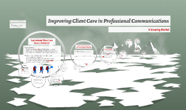 Improving Client Care in Professional Communications