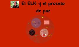 ELN, Proceso de paz.