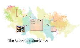 The Aboriginal Australians