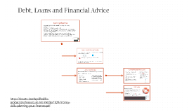 Debt, Loans and Financial Organisations