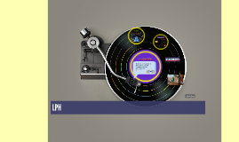 El disco gramofónico fue el medio principal usado para la re