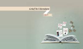 Grief In Literature