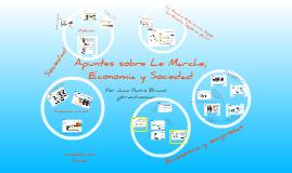 Marche. Economía y Sociedad