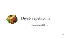 Diyet Sepeti