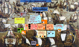 PROJECTE 6: EDAT MODERNA