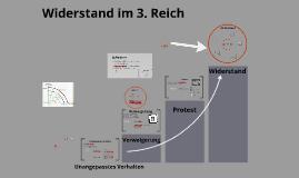 Copy of Widerstand im 3. Reich