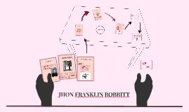 JHON FRANKLIN BOBBIT