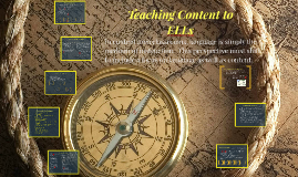 Teaching Content to ELLs