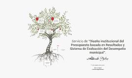 Servicio de PbR-SED - Alberto Vélez