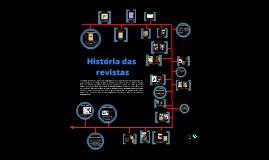 História das Revistas