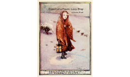 Expert of a Poem: Lucy Gray