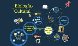 Intro a Biologia-Cultural