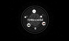 Crítico social