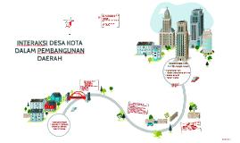 Copy of INTERAKSI DESA KOTA DALAM PEMBANGUNAN DAERAH