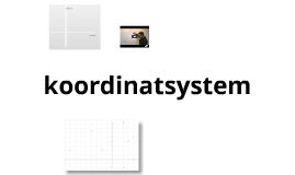kordinatsystem