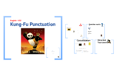 Kung Fu punctuation revision