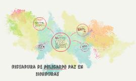 Copy of dictadura de policarpo paz en honduras