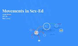 Movements in Sex-Ed