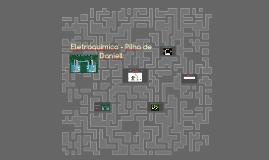 Eletroquímica - Pilha de Daniell